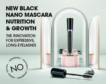 BLACK NANO MASCARA NEWS
