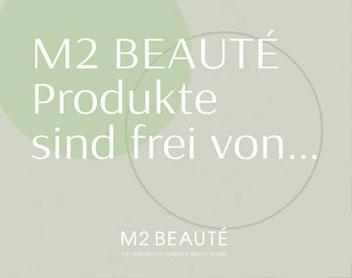 Das M2 BEAUTÉ Versprechen