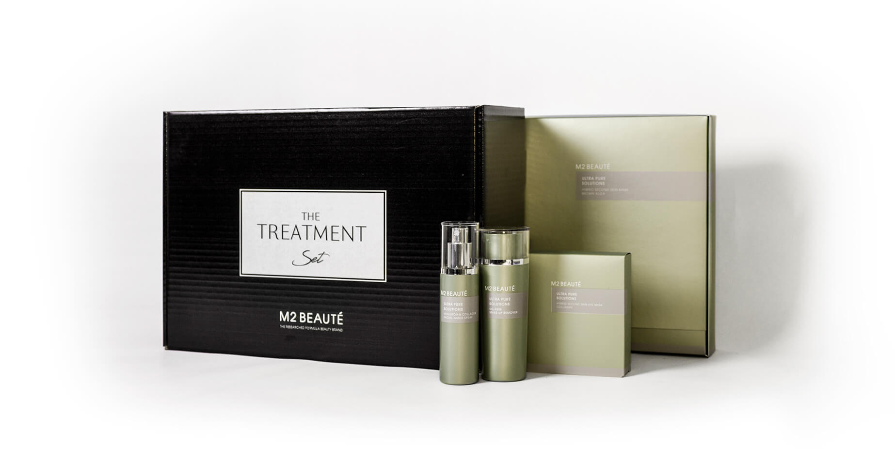 EFFECTIVE HOME TREATMENT SET